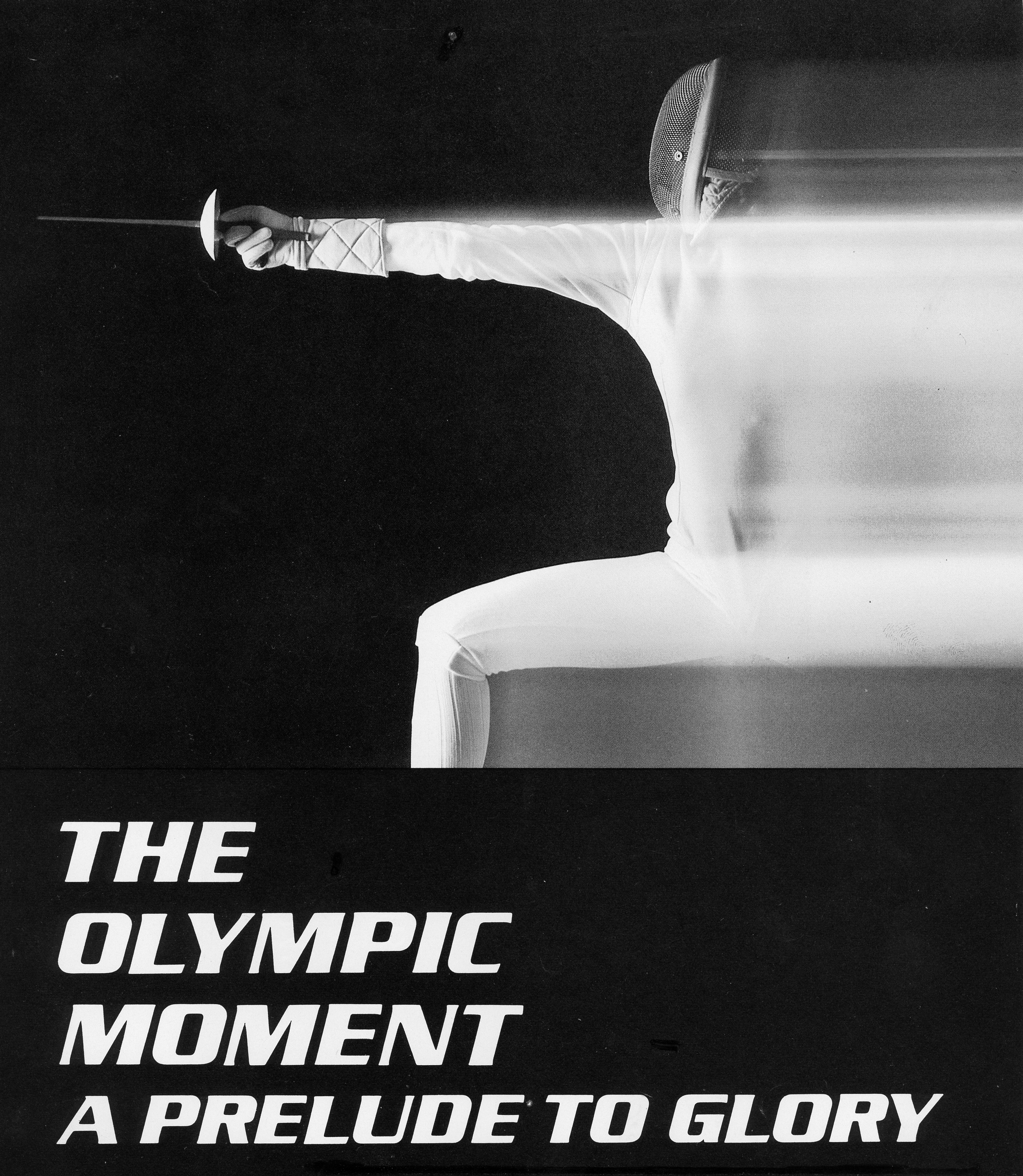 The Olympic Moment Poster