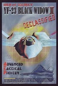 YF23 Cover Art Poster