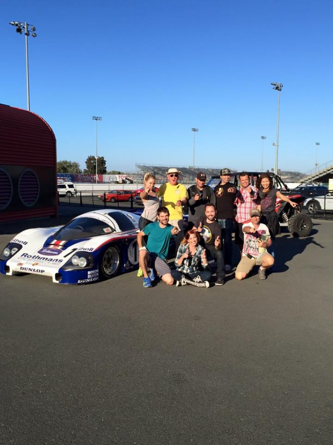 Thrill Factor crew wrap